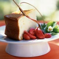 Tarta de Fresas Orgánico