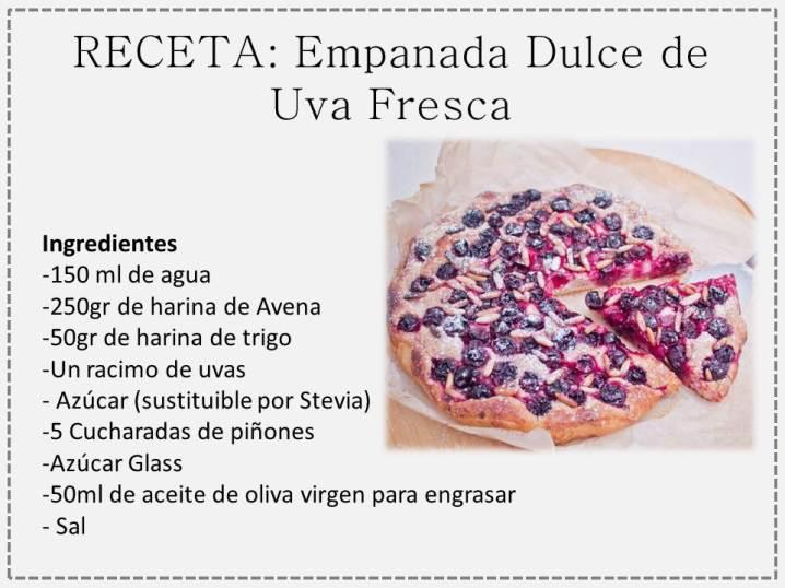 empanada uva