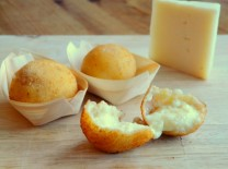 croquetas queso manchego