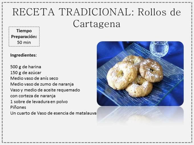 rollos de cartagena